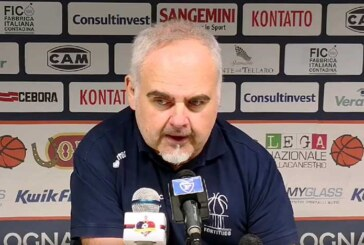 A2 Playoff – Ottavi Gara2: la conferenza stampa di Ciani post match Fortitudo