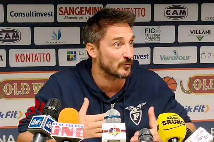 A2 Playoff – Semifinali Gara 1: la conferenza stampa di Pozzecco post match Casale