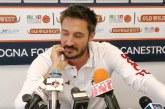 Fortitudo, la conferenza stampa di Gianmarco Pozzecco