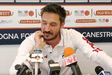 A2 Playoff – Semifinali Gara 3: le parole di Pozzecco pre match Casale