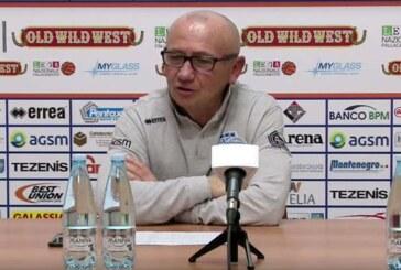 Verona, Dalmonte presenta il match contro la Fortitudo
