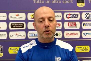 La conferenza stampa di Menetti pre match Virtus Bologna