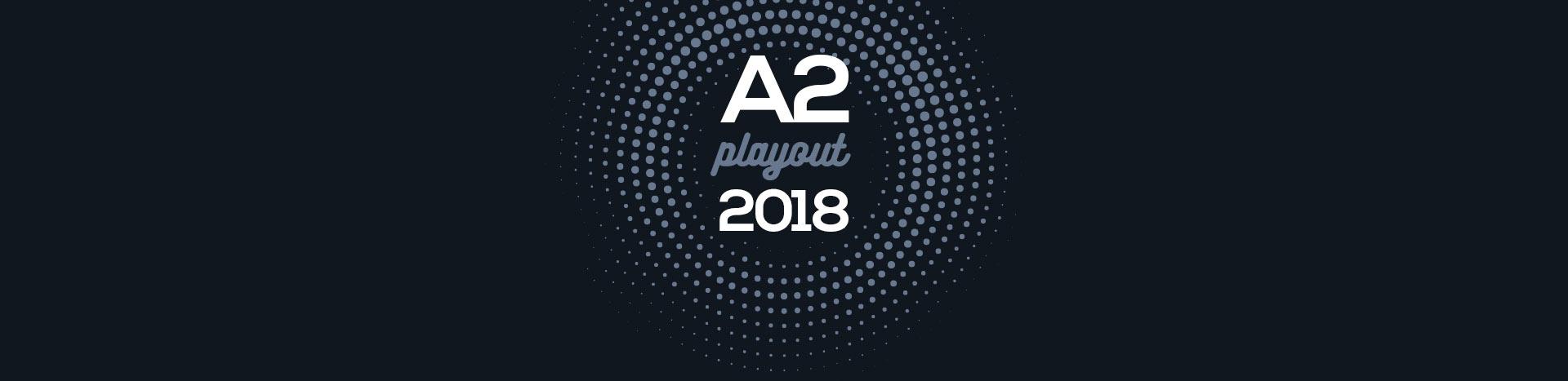 A2 Playout 2018: il tabellone e i risultati di Gara1 – 2. Turno