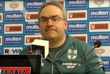 La conferenza stampa di Sacripanti pre match Virtus Bologna