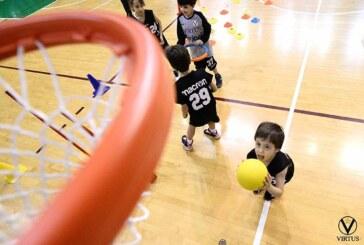 Virtus, domani al CSB la festa del minibasket