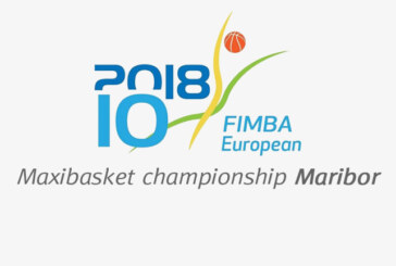 Maxibasket Italia: Campionati Europei di Maribor 1. giornata