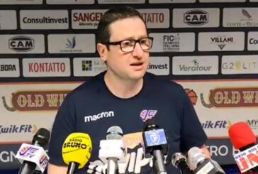 A2 Playoff – Semifinali Gara 4: la conferenza stampa di Ramondino post match Fortitudo