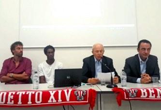Cento: la presentazione di Alberto Chiumenti e Yankiel Moreno