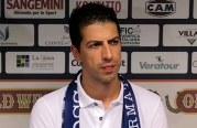 Fortitudo, coach Martino post match Bakery Piacenza