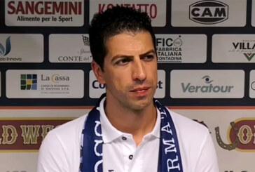 Fortitudo, coach Antimo Martino pre match Forlì