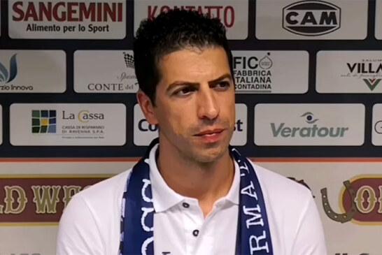 Supercoppa LNP, le parole di coach Martino