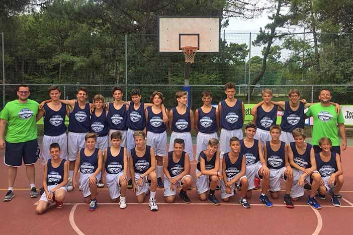 Camp Academy, grande successo per la settimana a Lignano Sabbiadoro!