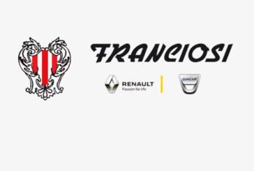 Cento, partnership con la Concessionaria Franciosi Renault