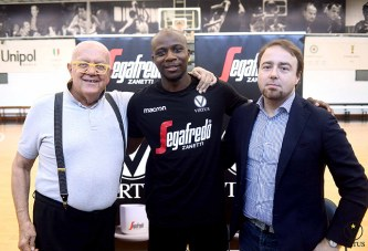 Virtus, la presentazione di David Cournooh