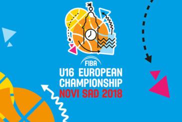 Nazionale Under 16, prima vittoria contro la Georgia