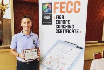 Imola, Lorenzo Dalmonte certificato nella FECC