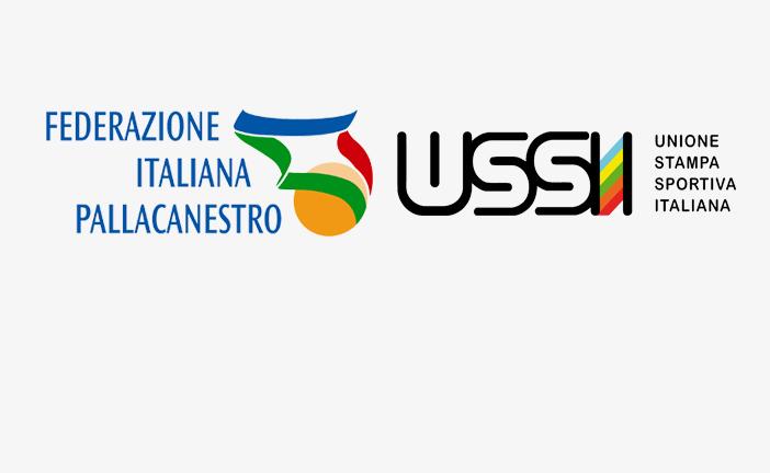"""Seminario USSI-FIP """"Il basket e chi lo racconta"""" il 24 settembre a Roma"""