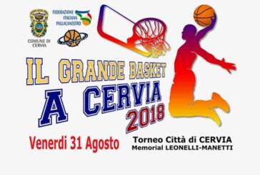Torneo di Cervia, la Fortitudo batte Ravenna