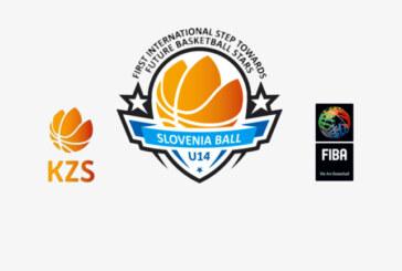 Nazionale Under 14, battuta la Slovenia, oggi finale con Israele
