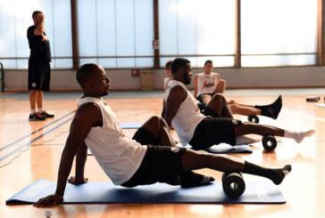 Virtus, i video del training camp a Sestola