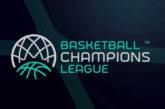 Basketball Champions League: approvato e ufficializzato il cambio di formula