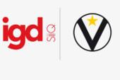 Virtus, IGD rinnova come Top Sponsor