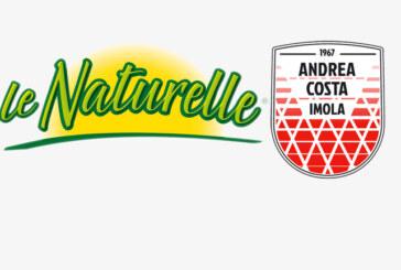 """Imola, il nuovo main sponsor è """"Le Naturelle"""" del Gruppo Eurovo"""