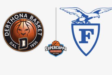 Supercoppa LNP: la Fortitudo strapazza Tortona e va in finale