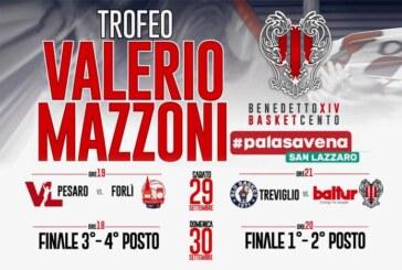 Il Trofeo Valerio Mazzoni è il prossimo impegno di Cento