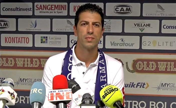 Fortitudo, Antimo Martino presenta il match contro l'UCC Piacenza