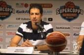 Fortitudo, Antimo Martino presenta il match contro Jesi