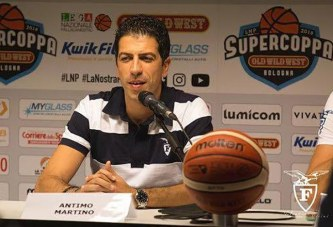Fortitudo, le parole di Martino post match Imola