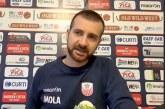 Imola, Di Paolantonio presenta il match contro Cagliari
