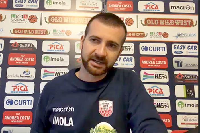 Imola, Emanuele Di Paolantonio presenta il match contro la Poderosa