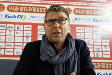 Cento, coach Benedetto post match Montegranaro