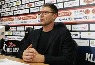 Cento, le parole di coach Benedetto post match Roseto