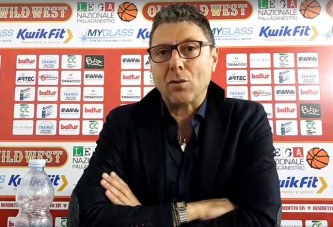 Cento, coach Giovanni Benedetto post match Mantova