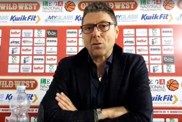 Cento, coach Giovanni Benedetto post match Fortitudo Bologna