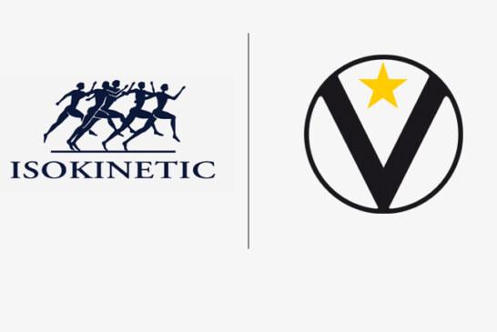 Virtus, Isokinetic rinnovata ancora la partnership