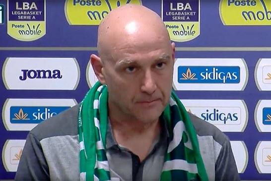 Avellino, Vucinic presenta il match contro la Virtus