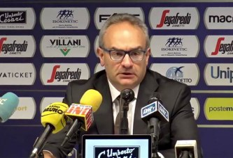Virtus, le parole di Pianigiani e Sacripanti post match