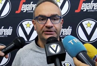 Virtus, Sacripanti presenta il match contro Avellino
