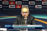 Promitheas Patras-Virtus Bologna, la conferenza stampa post match
