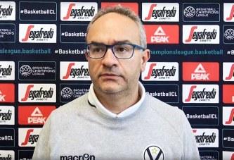 Serie A Coppa Italia 2019: Stefano Sacripanti presenta il match contro Cremona