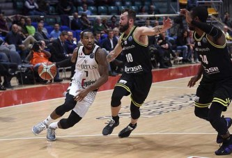 Virtus, il preview del match contro Oostende