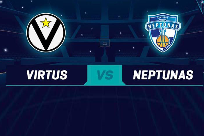 Virtus, il preview del match contro i Neptunas