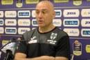 Avellino, le parole di Vucinic post match Virtus