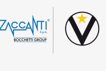 """Virtus, Zaccanti nuovo """"Jersey Sponsor"""""""