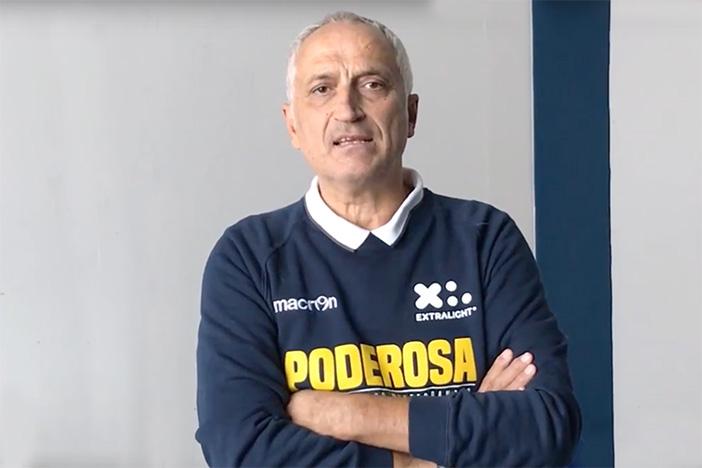 Montegranaro, Cesare Pancotto presenta il match contro Cento