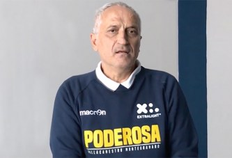 Montegranaro, coach Pancotto post match Cento